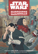 Star Wars Guardians of the Whills Manga
