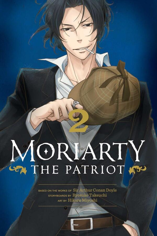 Moriarty the Patriot Manga Volume 2