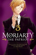 Moriarty the Patriot Manga Volume 3