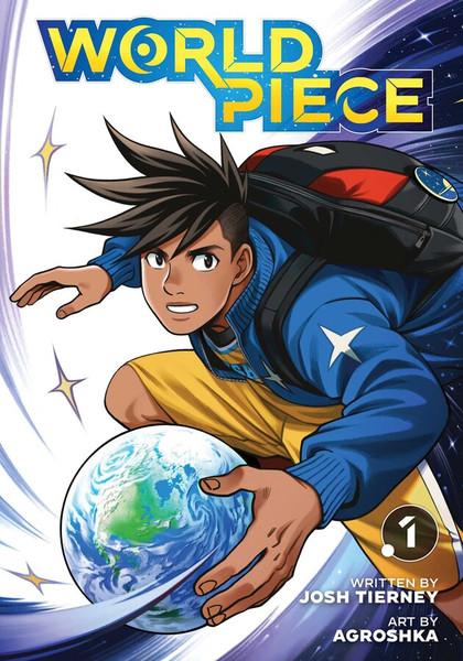 World Piece Manga Volume 1