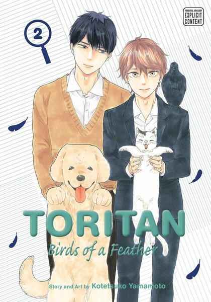 Toritan Birds of a Feather Manga Volume 2