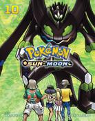 Pokemon Sun & Moon Manga Volume 10