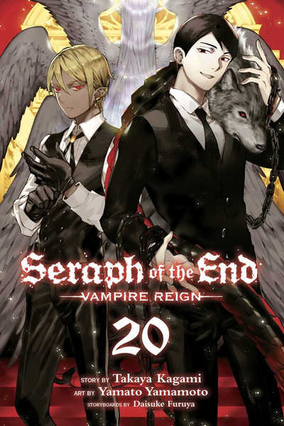 Seraph of the End Manga Volume 20