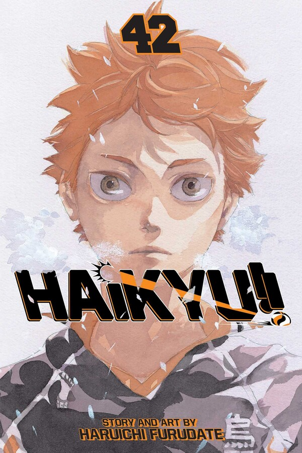 Haikyu!! Manga Volume 42