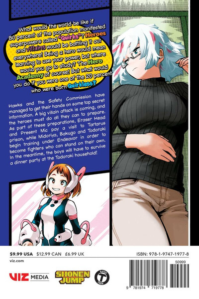 My Hero Academia Manga Volume 26