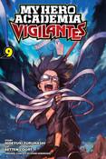 My Hero Academia Vigilantes Manga Volume 9