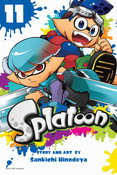 Splatoon Manga Volume 11