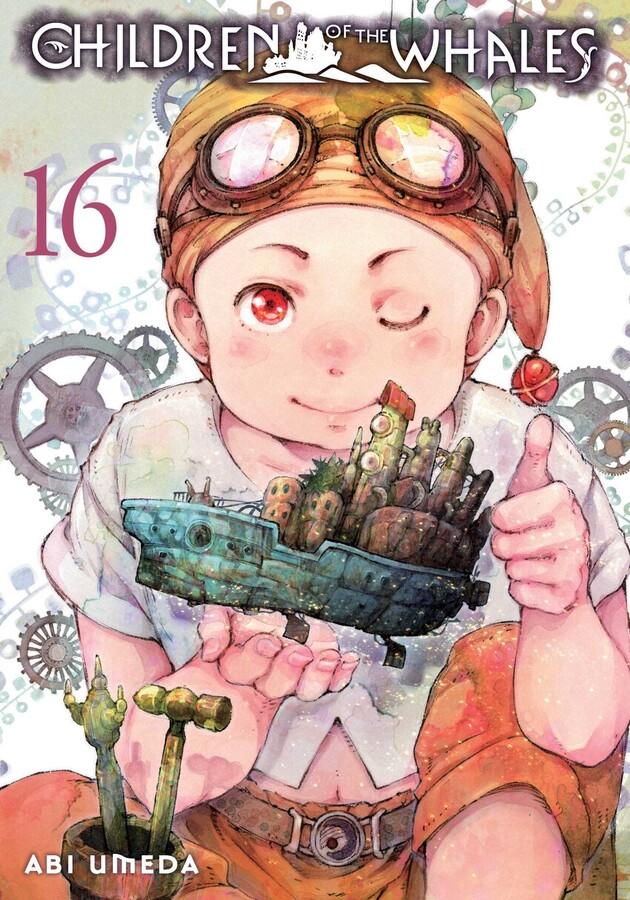 Children of the Whales Manga Volume 16