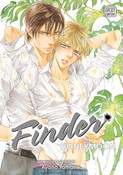 Finder Deluxe Edition Manga Volume 10