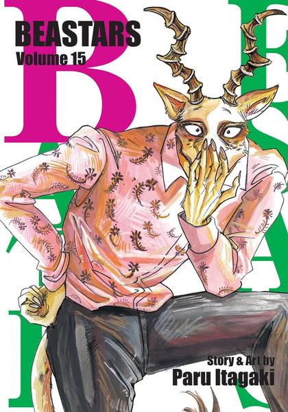 Beastars Manga Volume 15