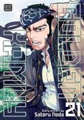 Golden Kamuy Manga Volume 21