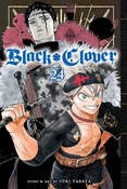 Black Clover Manga Volume 24