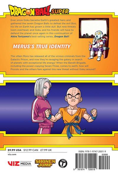 Dragon Ball Super Manga Volume 12