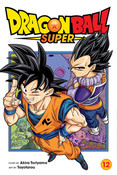 Dragon Ball Super Manga Volume 12