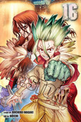Dr. STONE Manga Volume 16