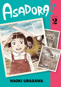 Asadora! Manga Volume 2