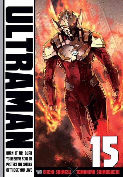 Ultraman Manga Volume 15