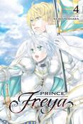 Prince Freya Manga Volume 4