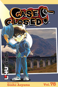Case Closed Manga Volume 78