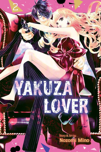 Yakuza Lover Manga Volume 2