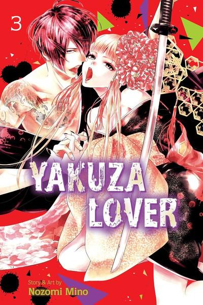 Yakuza Lover Manga Volume 3