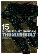 Mobile Suit Gundam Thunderbolt Manga Volume 15