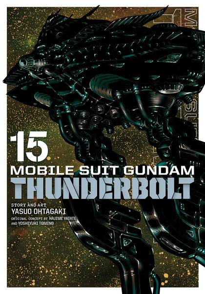 Mobile Suit Gundam Thunderbolt Manga Volume 15