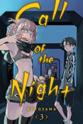 Call of the Night Manga Volume 3