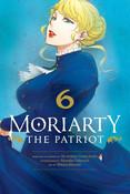 Moriarty the Patriot Manga Volume 6