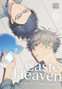 Caste Heaven Manga Volume 6