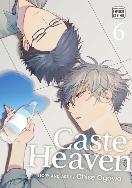 Caste Heaven Manga Volume 6