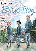 Blue Flag Manga Volume 8