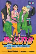 Boruto Manga Volume 11