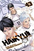 Haikyu!! Manga Volume 43