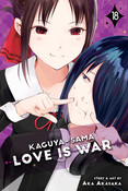 Kaguya-sama Love Is War Manga Volume 18
