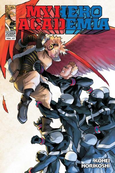 My Hero Academia Manga Volume 27