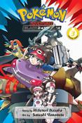 Pokemon Adventures Black 2 and White 2 Manga Volume 3
