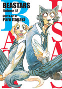 Beastars Manga Volume 18