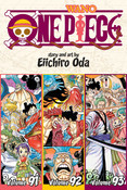 One Piece Omnibus Edition Manga Volume 31