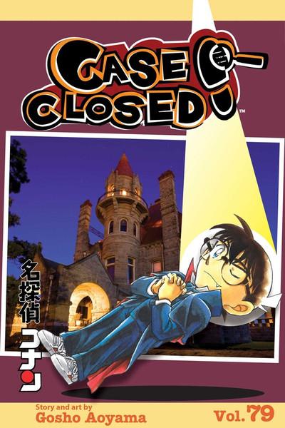 Case Closed Manga Volume 79