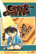 Case Closed Manga Volume 80