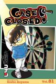 Case Closed Manga Volume 81