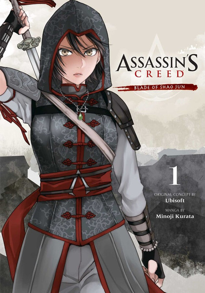 Assassin's Creed Blade of Shao Jun Manga Volume 1