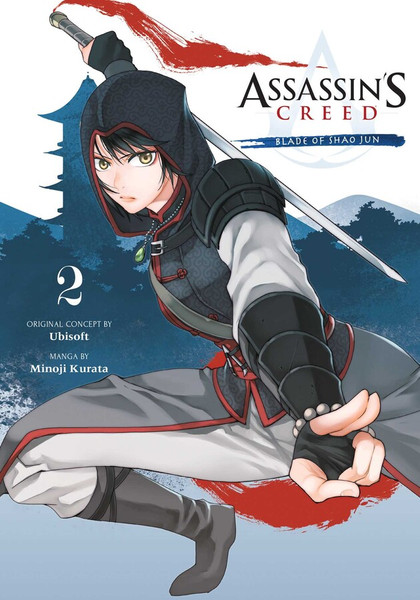 Assassin's Creed Blade of Shao Jun Manga Volume 2