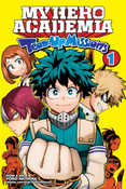 My Hero Academia Team-Up Missions Manga Volume 1