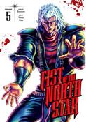 Fist of the North Star Manga Volume 5 (Hardcover)