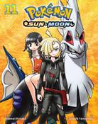 Pokemon Sun & Moon Manga Volume 11