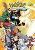 Pokemon Sun & Moon Manga Volume 12