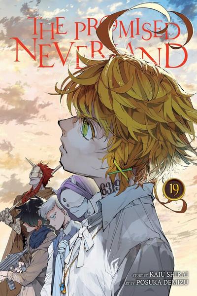 The Promised Neverland Manga Volume 19