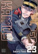 Golden Kamuy Manga Volume 23